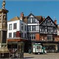 Unterwegs in Canterbury