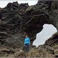Wanderung in Dimmuborgir
