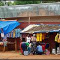 Markt in Dimeka