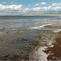 Blick auf den Salt Lake