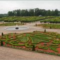 Blick auf den Schlossgarten