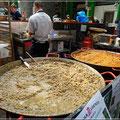 Eindrücke vom Bourough Market