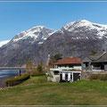 Unterwegs in Eidfjord
