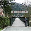 Willkommen in Chamonix