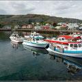 Hólmavik Hafen
