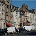 Typische Häuser in Frankreich