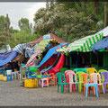 Kantinenmeile in Gondar