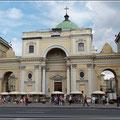 Architektur in Petersburg