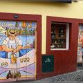 Kunst in den Gassen von Funchal
