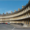Unterwegs in Bath