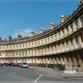 Unterwegs in Bath
