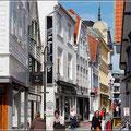Zentrum von Stavanger