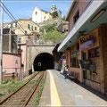 Bahnhof von Vernazza