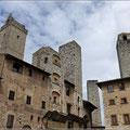 San Gimmignano und seine Türme
