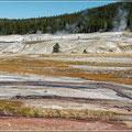 Unterwegs im Yellowstone NP