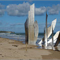 Denkmal am Omaha-Beach
