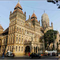 Historisches Gebäude in Mumbai