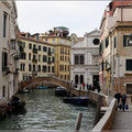 Unterwegs in Venedig