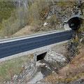 Tunnelumgehung für Radfahrer