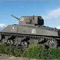 Und noch ein amerikanischer Panzer
