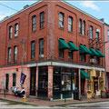 Typisches Gebäude in Portland