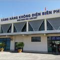 Ankunft in Dien Bien Phu