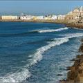 Küste bei Cadiz
