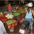 Drive Inn-Gemüsemarkt