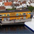 Ankunft in Stavanger