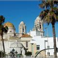 Türme in Cadiz