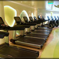 Teil des Fitnessstudio