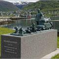 Ein norwegischer Entdecker