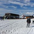 Endlich im Schnee