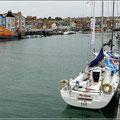 Weymouth Hafen