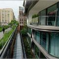 Bauplätze an der High Line sind begehrt