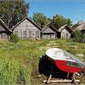 Alte Fischerhäuser in Altja