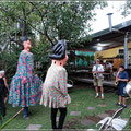 Karneval im Garten