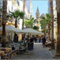 Gasse in Cadiz
