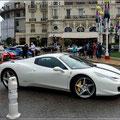 Sportwagen in Monaco