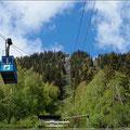 Seilbahn in Rjukan