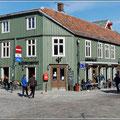 Unterwegs in Trondheim
