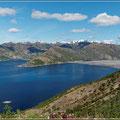 Blick auf den Lake Spirit