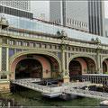 Altes Hafengebäude in Manhattan
