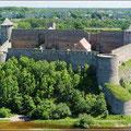 Festung aus russischer Seite