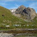 Camping in Lyngvaer