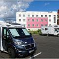 Hotelstellplatz Jaroslawl