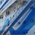 Zurück an Bord