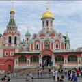 Gebäude am Roten Platz