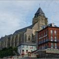 Kathedrale von Le Tréport