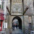 Tor zum Mont-St-Michel